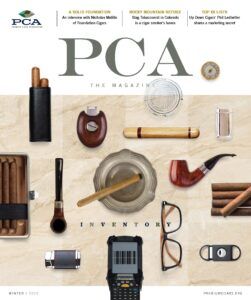 PCA the Magazine Winter 2020 Jan Feb Mar Cigars
